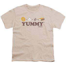 Chipwich Yummy Short Sleeve Youth T-Shirt