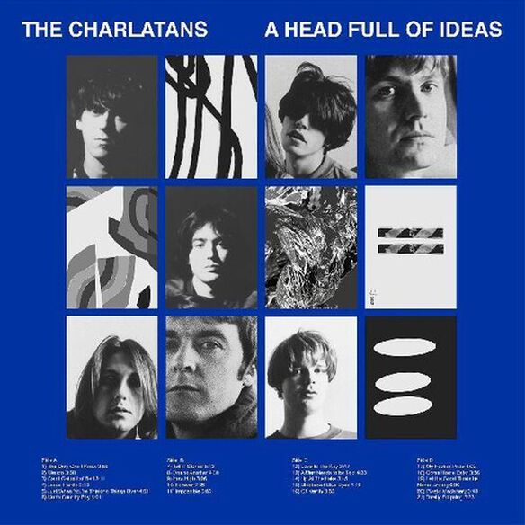 The Charlatans Uk - Head Full Of Ideas