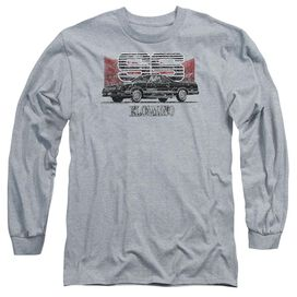 Chevrolet El Camino Ss Mountains Long Sleeve Adult Athletic T-Shirt
