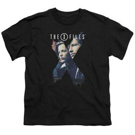 X Files X Agents Youth T-Shirt