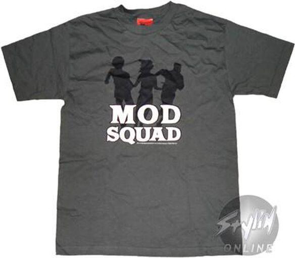 Mod Squad Silhouettes T-Shirt