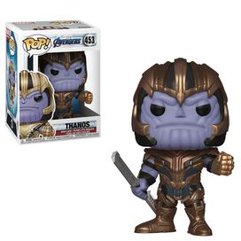 Funko Pop!: Marvel Avengers Endgame - Thanos