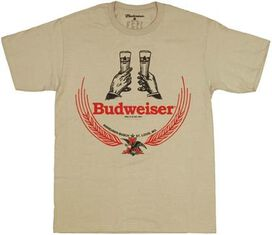 Budweiser Cheers T-Shirt