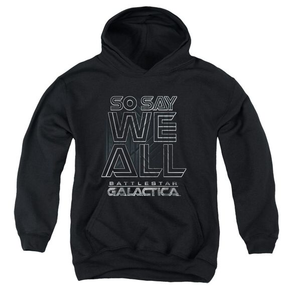 Bsg Together Now Youth Pull Over Hoodie