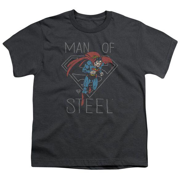 Dc Hardened Heart Short Sleeve Youth T-Shirt