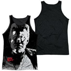 Sin City Marv Adult Poly Tank Top Black Back