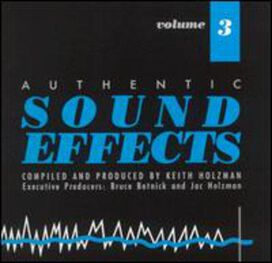 Various Artists - Sound Effects 3 / Various