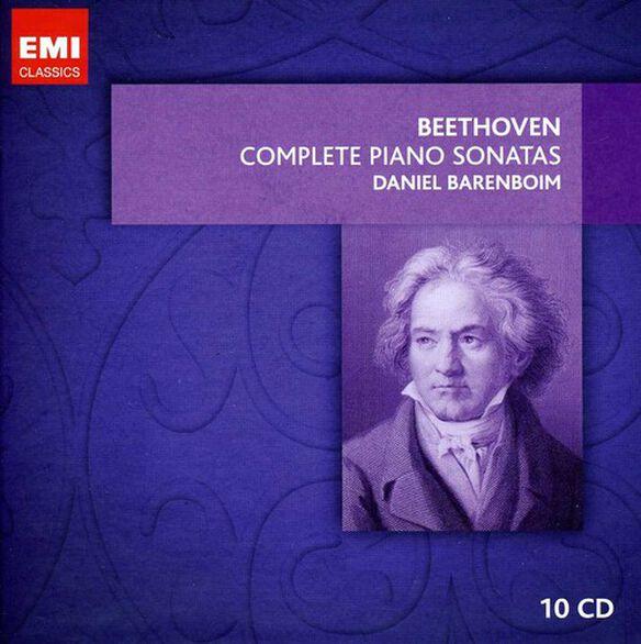 Beethoven/ Barenboim - Complete Piano Sonatas
