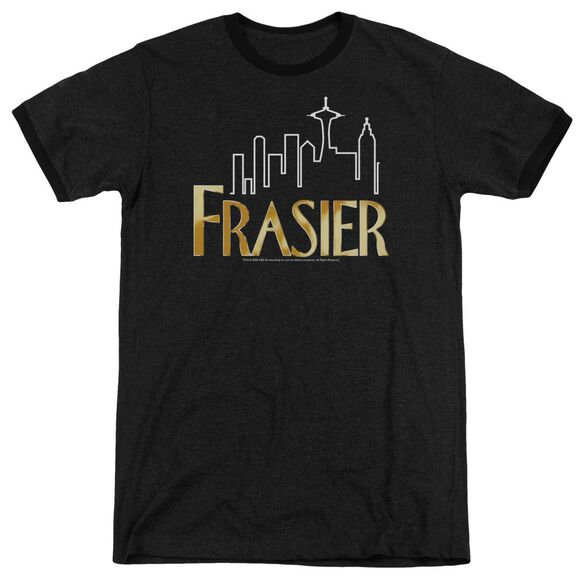 Frasier Frasier Logo Adult Heather Ringer