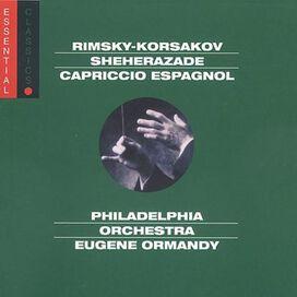 N. Rimsky-Korsakov - Sheherazade / Russian Easter Ovtr - Essential
