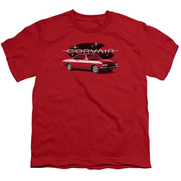 Chevrolet 65 Corvair Mona Spyda Coupe Short Sleeve Youth T-Shirt