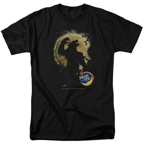 Moon Pie Howling Moon Pie Short Sleeve Adult T-Shirt