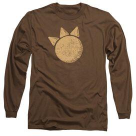 Bleach Kon Print Long Sleeve Adult T-Shirt