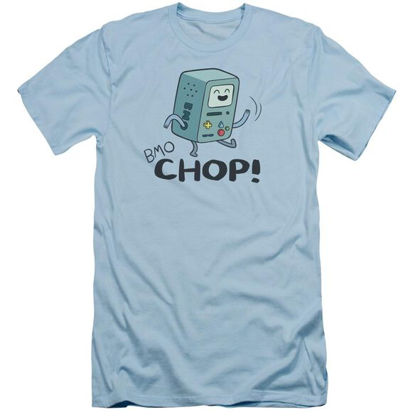 Adventure Time Bmo Chop Short Sleeve Adult Light T-Shirt