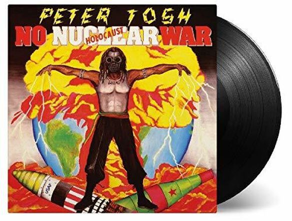 Peter Tosh - No Nuclear War