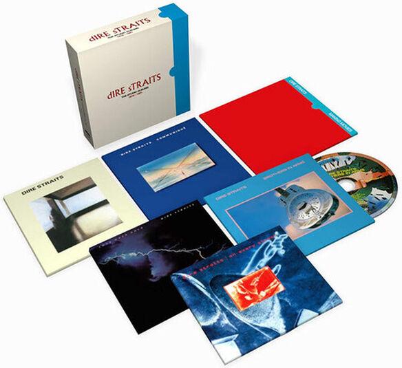 Dire Straits - Studio Albums 1978-1991