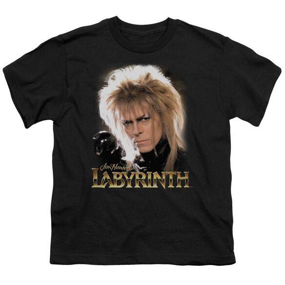 Labyrinth Jareth Short Sleeve Youth T-Shirt