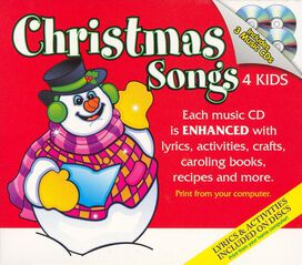 Twin Sisters - Christmas Songs 4 Kids [Box Set]