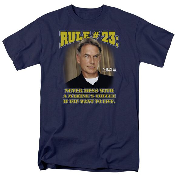Ncis Rule 23 Short Sleeve Adult T-Shirt