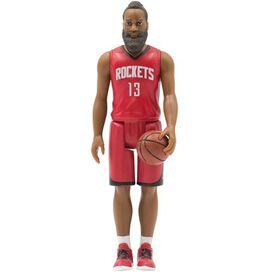 Super7 NBA James Harden (Houston Rockets) ReAction Figure