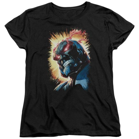 Jla Darkseid Is Short Sleeve Womens Tee T-Shirt