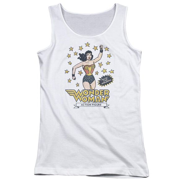 Dc Action Figure Juniors Tank Top
