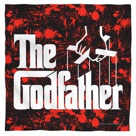 Godfather Logo Bandana White