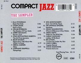 Various Artists - Compact Jazz Sampler