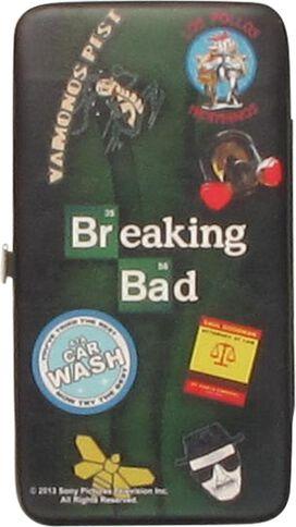 Breaking Bad Company Logos Clutch Wallet