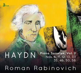 Haydn/ Rabinovich - Piano Sonatas 2