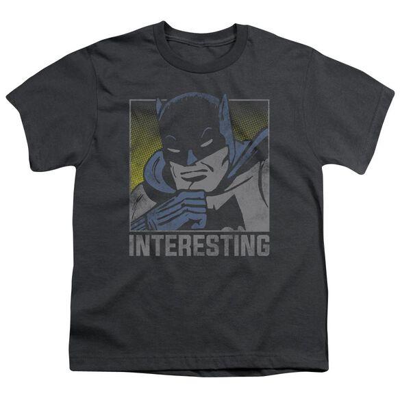 Dc Interesting Short Sleeve Youth T-Shirt