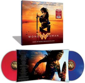 Rupert Gregson-Williams - Wonder Woman Original Motion Picture Soundtrack [Exclusive 2LP Red & Blue Vinyl]