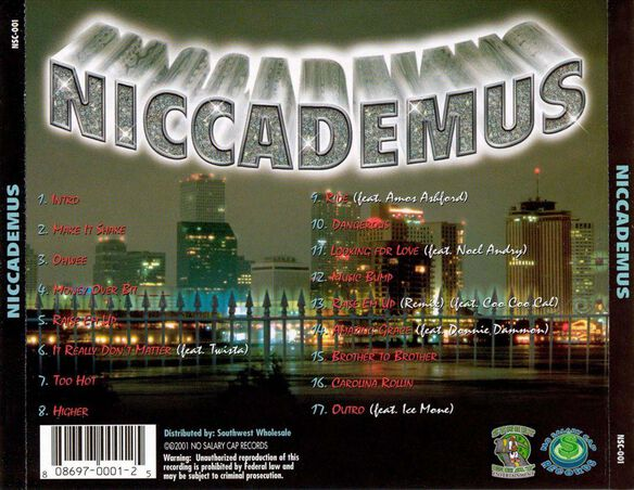 Niccademus 1101
