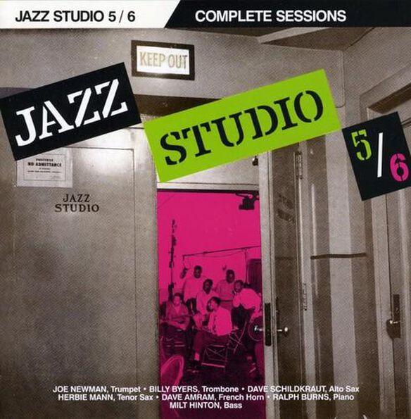 Jazz Studio 5 & 6: Complete Sessions
