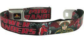 Power Rangers Zedd Rita Seatbelt Mesh Belt