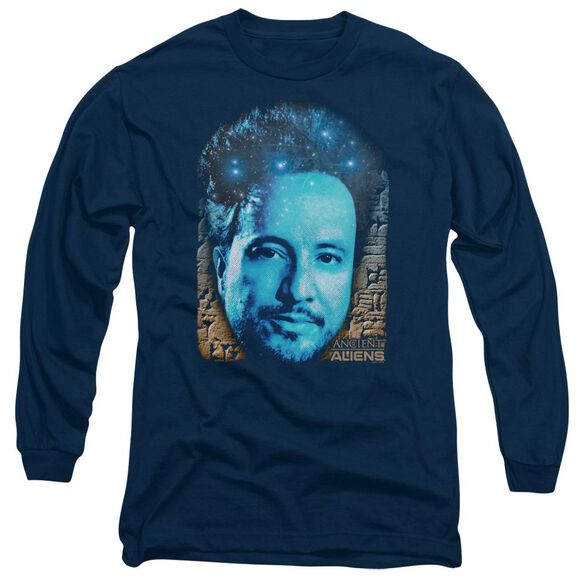Ancient Aliens As Above So Below Long Sleeve Adult T-Shirt