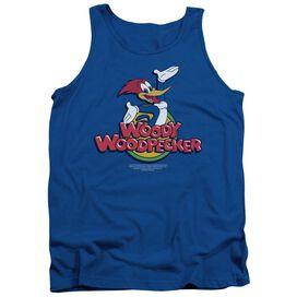 Woody Woodpecker Woody - Adult Tank -