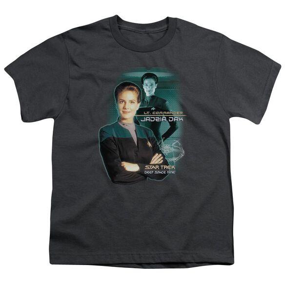 Star Trek Jadzia Dax Short Sleeve Youth T-Shirt