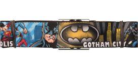 Justice League Locations Seatbelt Belt