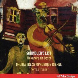 Alexandre da Costa / Thomas Rösner - Alexandre da Costa: Schindler's List
