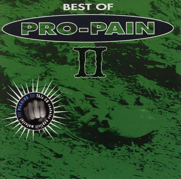 Best Of Pro Pain(Reissue)