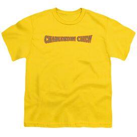 Tootsie Roll Charleston Chew Logo Short Sleeve Youth T-Shirt