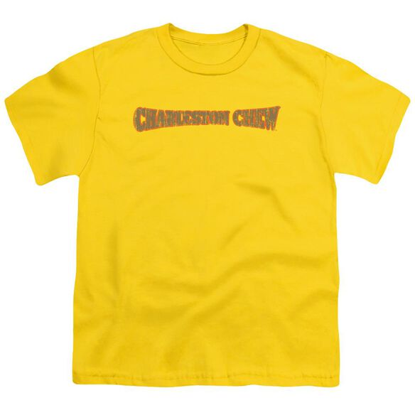 Tootsie Roll Charleston Chew Logo Short Sleeve Youth T-Shirt