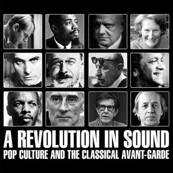 Revolution in Sound: Pop Culture & Classical Avant - Revolution In Sound: Pop Culture & The Classical Avante-Garde / Various