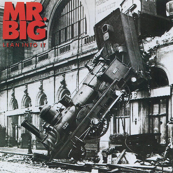 Mr Big - Lean Into It (30th Anniversary Edition) (SACD)