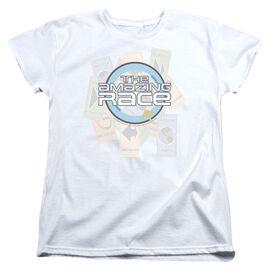 official photos 35b2e 66fcb Amazing Race The Race Short Sleeve Womens Tee T-Shirt