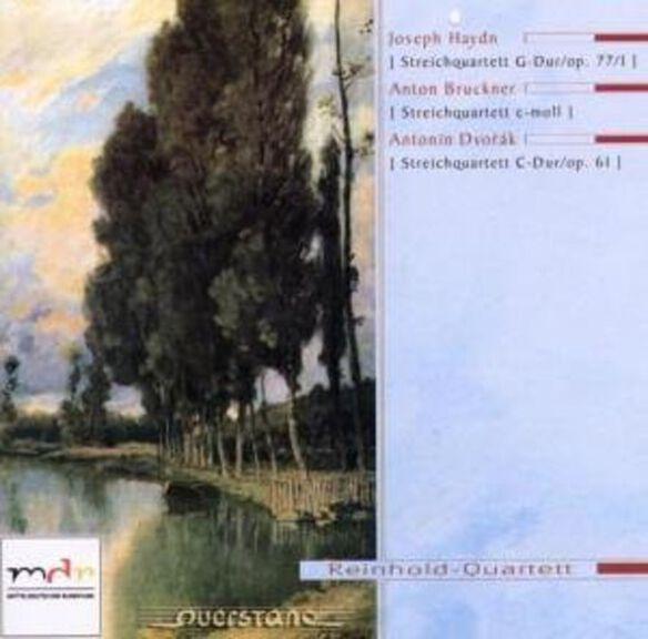 Haydn/ Bruckner/ Dvorak/ Reinhold String Quarte - STR QRT/QRT in C Major/Qrt No.11
