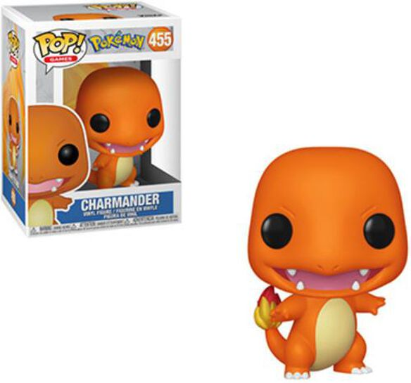 Funko Pop!: Pokemon - Charmander
