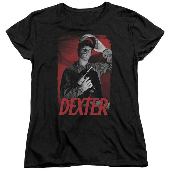 Dexter See Saw Short Sleeve Womens Tee T-Shirt