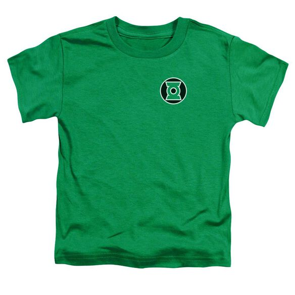 Green Lantern Kyle Rayner Logo Short Sleeve Toddler Tee Kelly Green Md T-Shirt